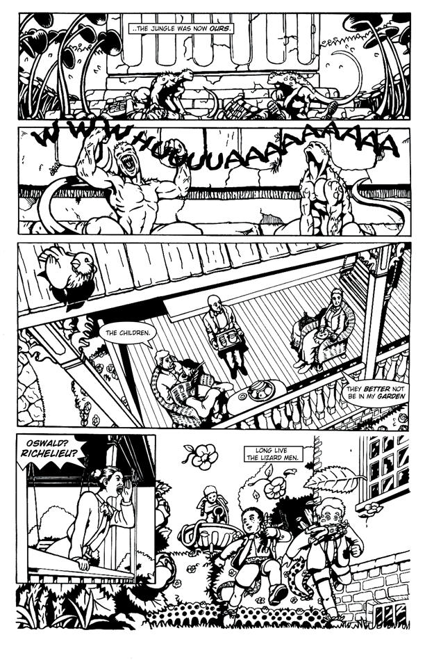 1995-96, Pencil and Ink, Digital Lettering