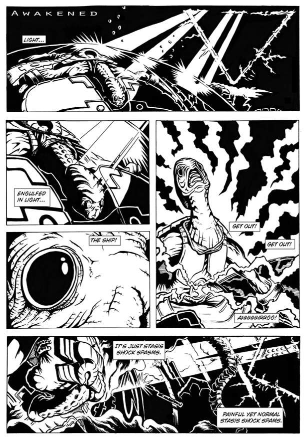 2010, Pencil and Ink, Digital Lettering
