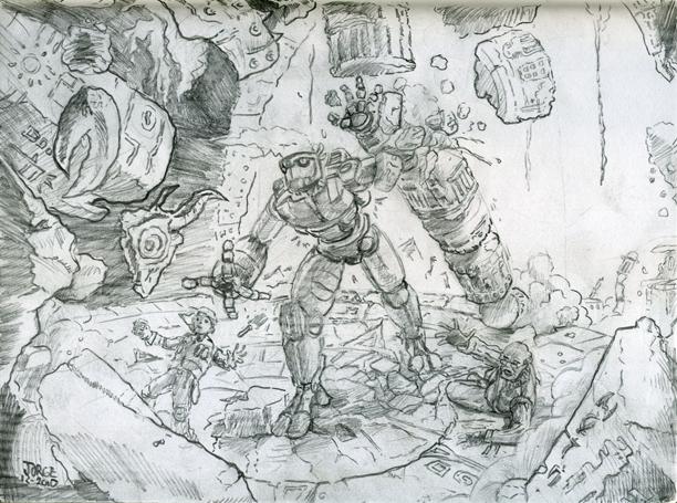 Orson sketch